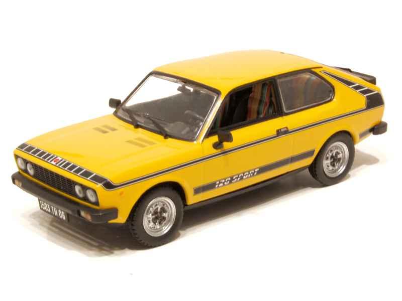 Fiat 128 Coupe Sport 1978 Norev 1 43 Autos