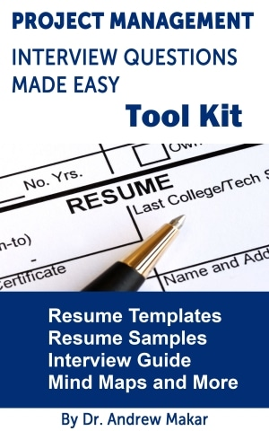 Project Managment Interview Questions Book  Resume Templates