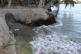 Confirman participación en simposio sobre erosión costera en Puerto Rico