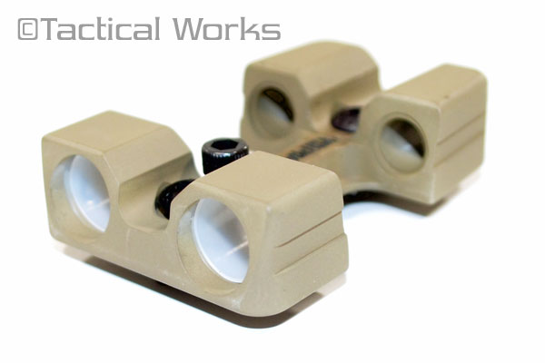 Quiver 2 Round Holder 308 M Lok Fde By Hoptic Usa Long