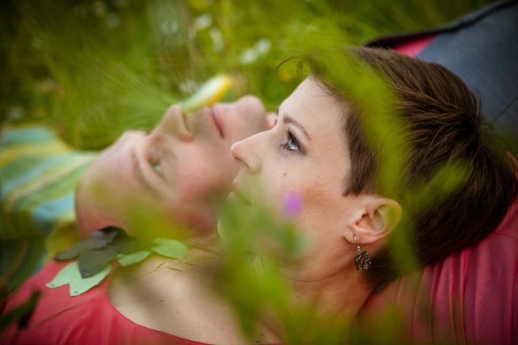 Poroka pod kozolcem