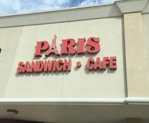 paris sandwich