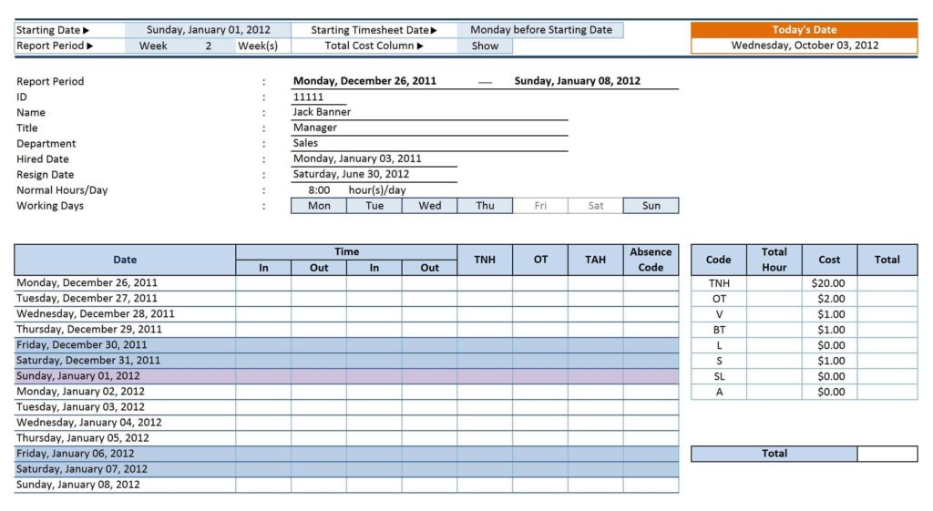 Invoice Tracking Spreadsheet Template and 12 Employee Tracking