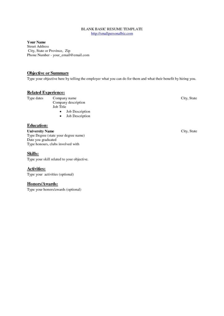 Job Worksheet Pdf and top 10 Resume Examples 89 Enchanting top