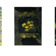 Planet X Triptych