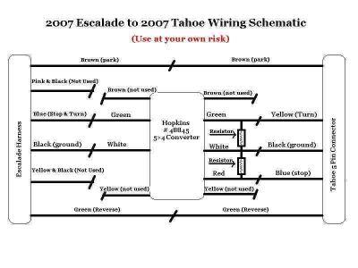 2007 Escalade Wiring Diagram Wiring Diagram
