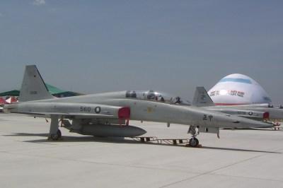 ROCAF Northrop F-5E/F