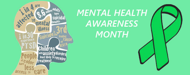 Happy Mental Health Aw...