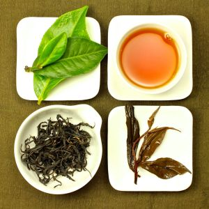 Yuchi Hong Yun Black Tea, Lot 138