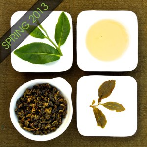 Baguashan Four seasons Oolong Tea, Lot 202