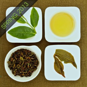 Baguashan Bao Zhong Oolong Tea, Lot 205