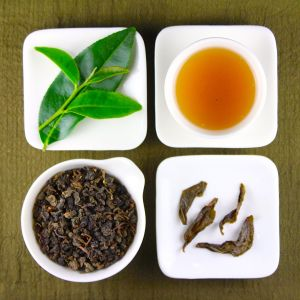 Family Reserve Aged Oolong Tea