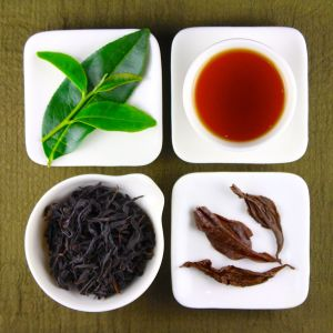 2005 Aged Red Jade Black Tea