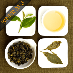 Alishan Cing Xin High Mountain Winter Oolong Tea