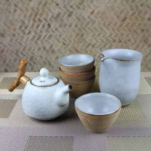 Snow Glazed Gongfu Gift Set Featured