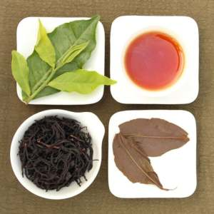 Baguashan Mi Xian Black Tea