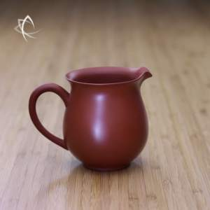 Smaller Classic Red Clay Tea Pitcher Featured View