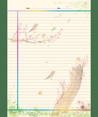 Buy online Designer Sheets 29.7 * 21 Cm Tajwhite Designer