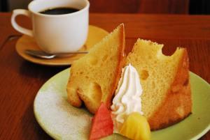 宝塚 香月 喫茶 ケーキ ワンコイン1