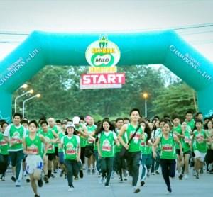 Milo Marathon 2013