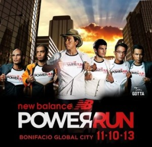 New Balance Power Run 2013