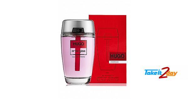 Hugo Boss Energise Perfume For Men 125 Ml Edt