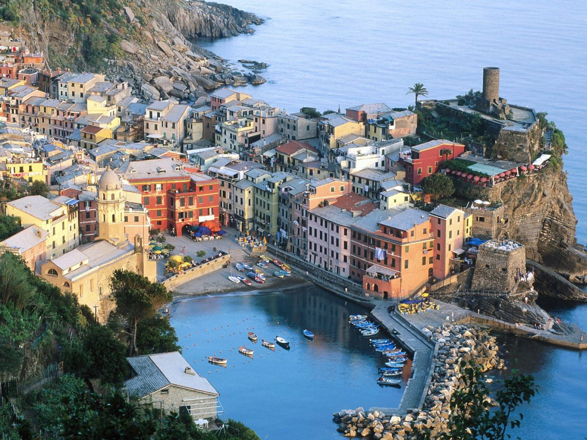 How to get to Cinque Terre