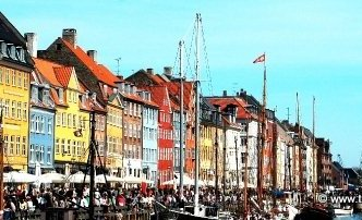 top 5 attractions in copenhagen nyhavn taking to the open road peggy tee