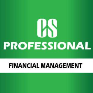 Online Video Coaching Classes of CS Professional Financial Management (FM)