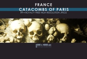 FRANCE - Catacombs of Paris
