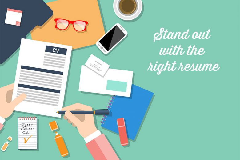 How to tailor your resume to the job you want - Talented Ladies Club