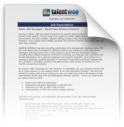 Senior Net Developer Job Description Clareai Jobs Net Developer Senior  Programmer Job Description