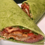 Cheese the Day with Kraft Heinz Buffalo Chicken Wraps