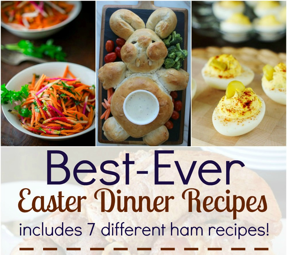 Best ever easter dinner recipes tales of a ranting ginger for Best easter brunch recipes