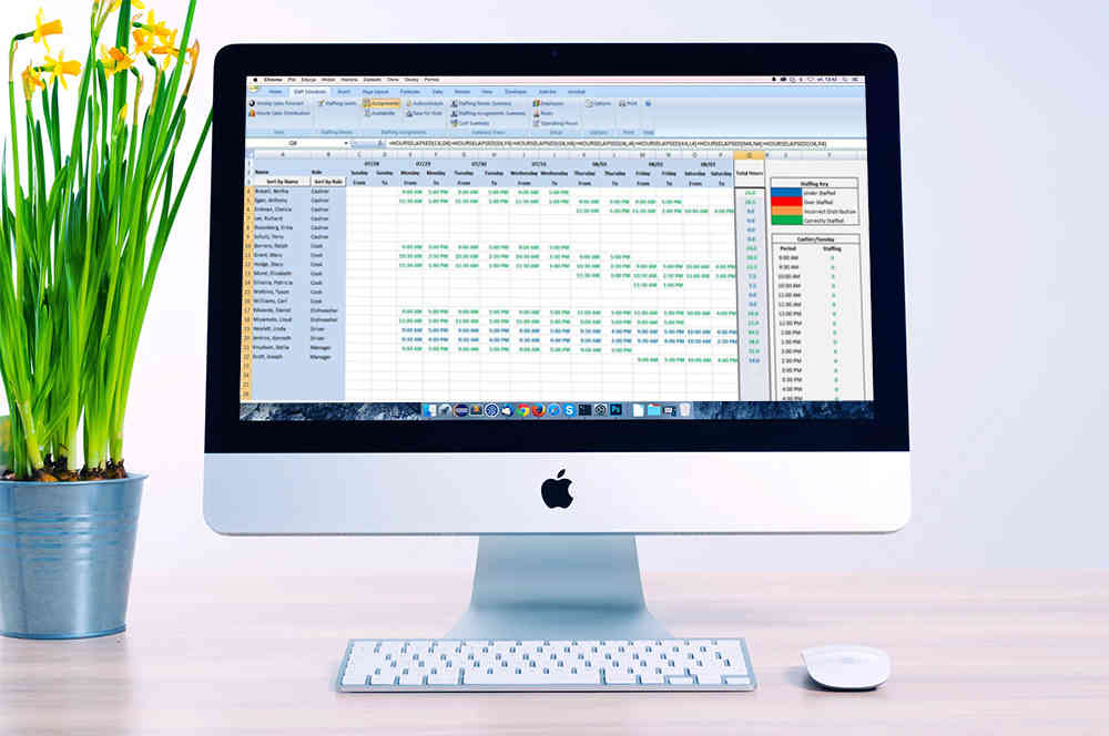 7 reasons not to use Excel for employee scheduling Talk Business