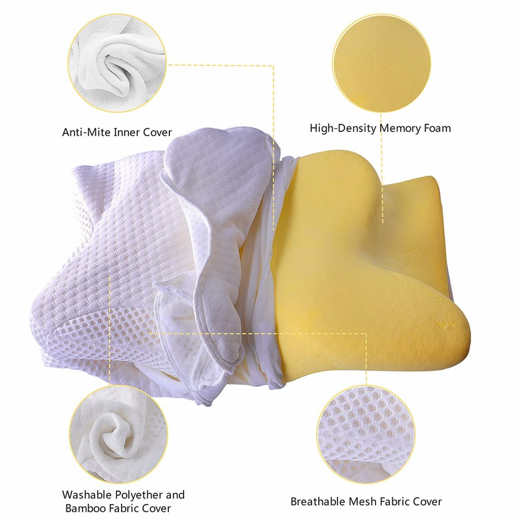 7 Best Orthopedic Pillows (Nov. 2018)  Reviews & Buying Guide