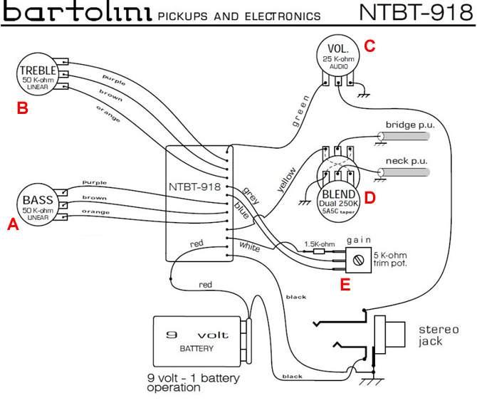 Mim Jazz Bass Wiring Diagram