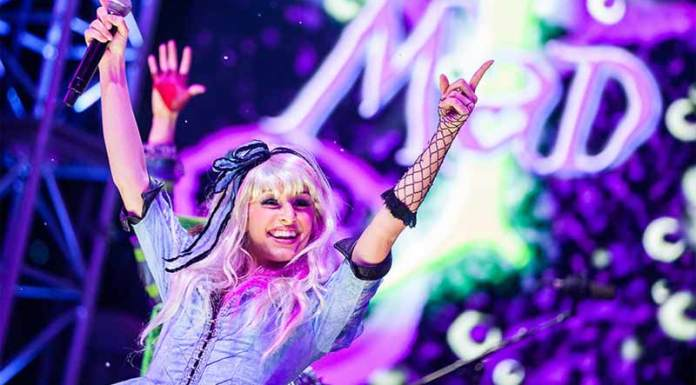 Last Serving of Mad T Party Set for March 30 at California Adventure