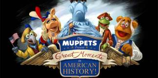 The Muppets Great Moments in American History