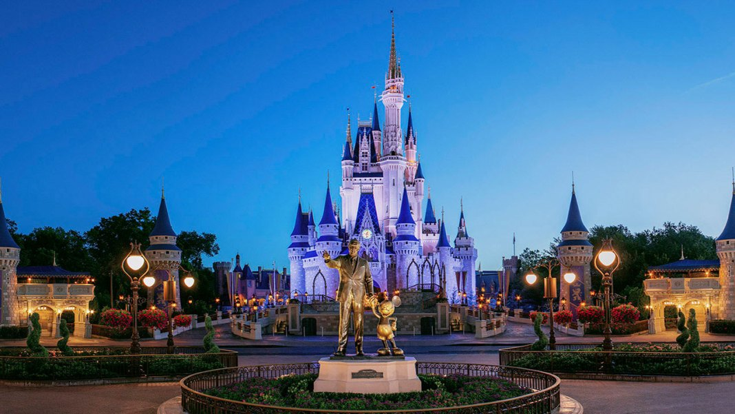 Cinderella Castle Magic Kingdom
