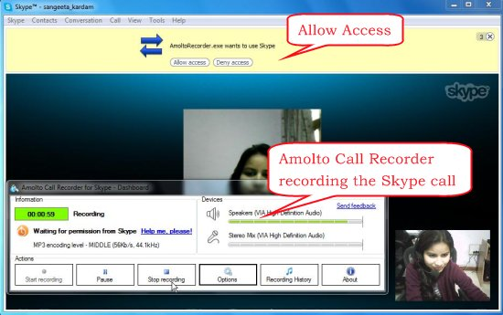 12 Best Skype Call Recorders on Windows PC TalkHelper - Record Skype Video Calls