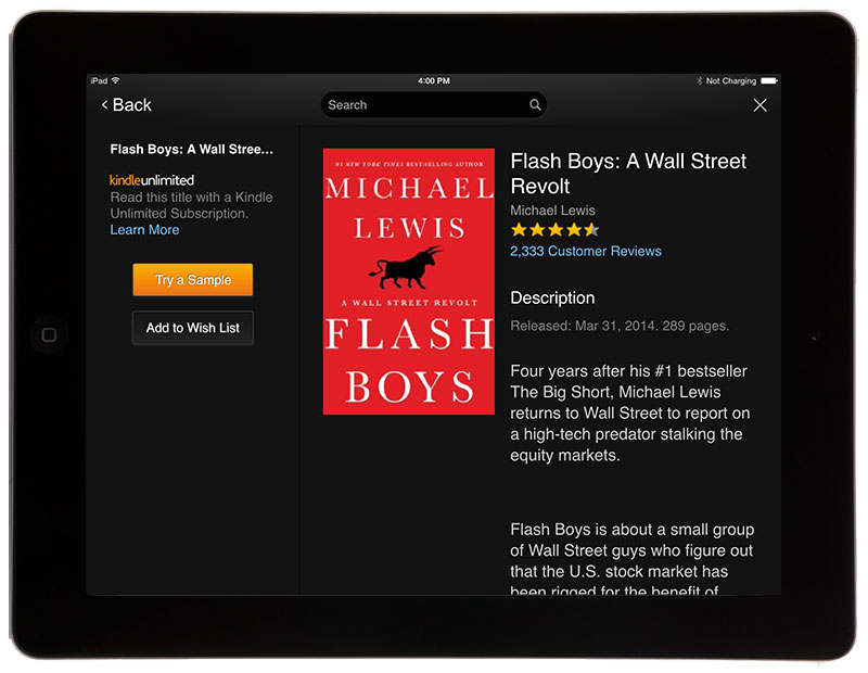 Amazon issues major update to Kindle reading app for iOS - Talking