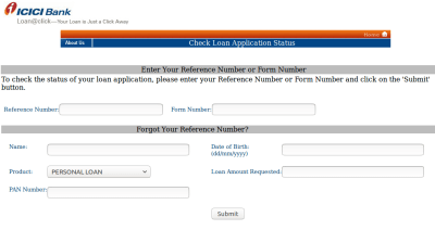 ICICI Bank Home Loan Application Status – How to Check?