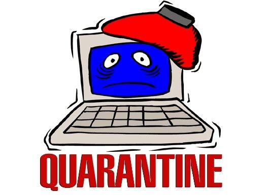 Quarantine a Computer Virus - Computer Repair - TalkLocal Blog