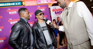 Tall Boy speaks to Shemar Moore & Bill Bellamy about the film The Bounce Bak