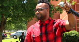 Vashawn Mitchell supports PAYUSA Father's Day Cook Out 6-19-16