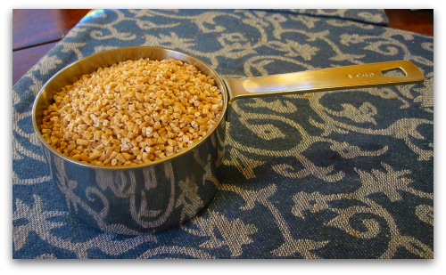 easy steel cut oats in the raw uncooked form
