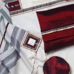 Galilee Silks Wool Tallit