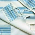 Gvanim Blue Tallit