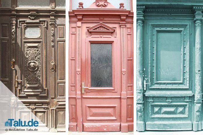 Alte Turen Streichen Alte Türen Renovieren   Holztüren Streichen Und  Lackieren   Talude   Alte Turen Streichen ...